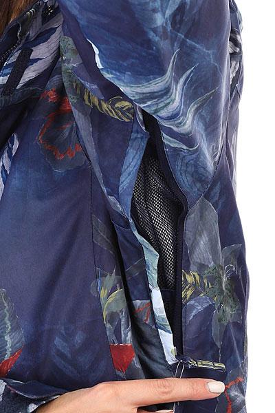 Куртка женская Roxy Rx Jetty Peacoat_orissa Flora