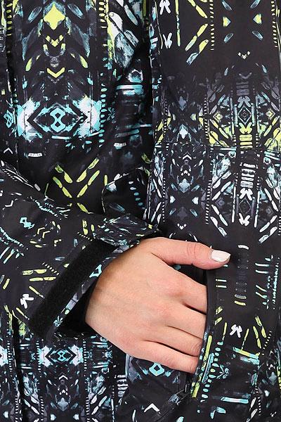 Куртка женская Roxy Rx Jetty True Black_haveli