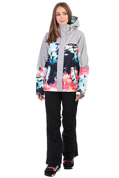Куртка женская Roxy Rx Jetty Blo Neon Grapefruit_clou