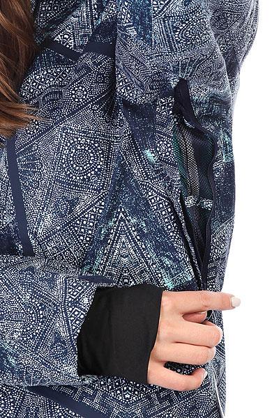 Куртка женская Roxy Wildlife Peacoat_avoya