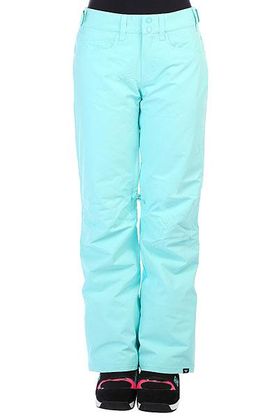 Штаны сноубордические женские Roxy Backyard Aruba Blue