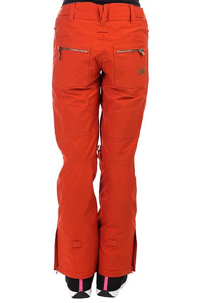 Штаны сноубордические женские Roxy Cabin Rooibos