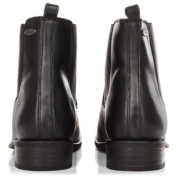 Ботинки высокие женские Roxy Diaz Black