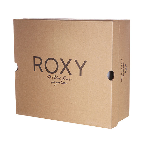 Ботинки высокие женские Roxy Castell Black