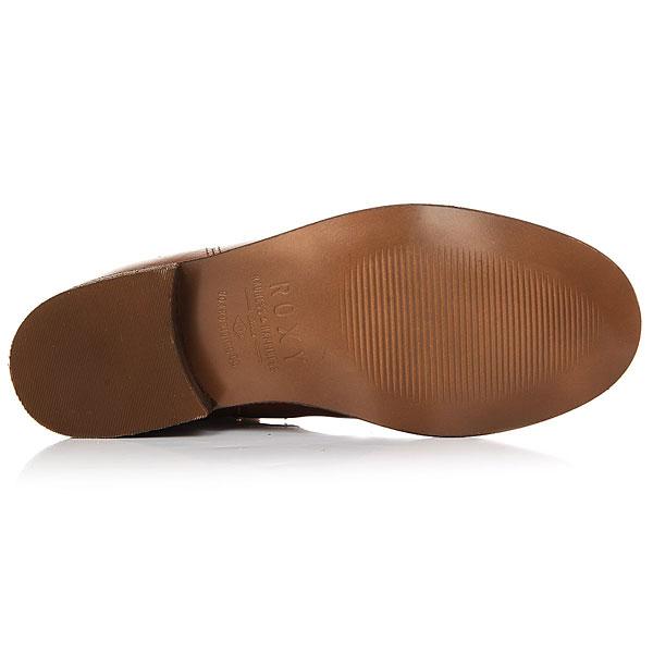 Ботинки высокие женские Roxy Diaz Dark Brown