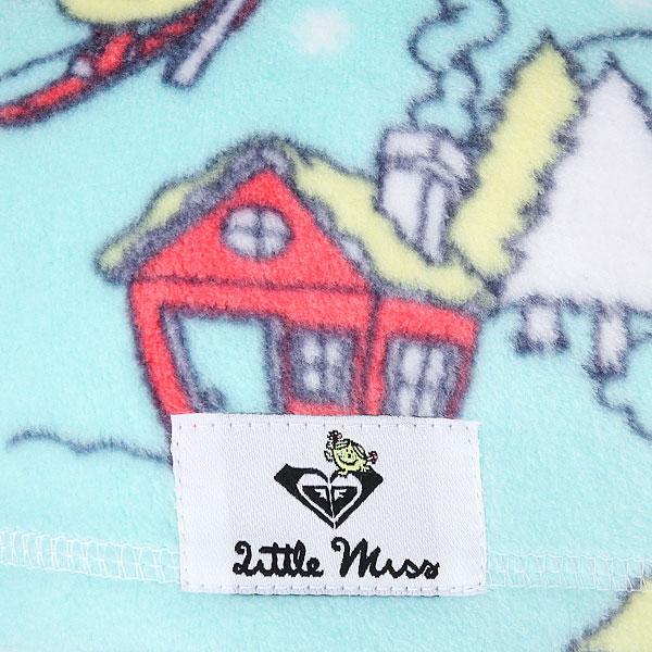 Шапка детский Roxy Lily Teenie Aruba Blue little Mi