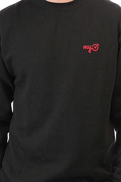Свитшот Mytarget Logo Черный