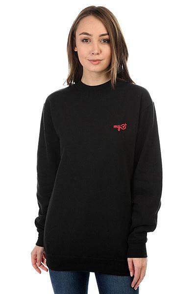 Свитшот Женский Mytarget Logo Черный