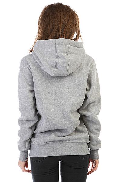 Толстовка Wearcraft Premium Женская Icq Facepalmpanda Серый Меланж