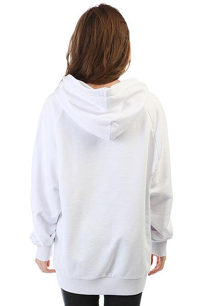 Толстовка Wearcraft Premium Женская Icq Logo Белая