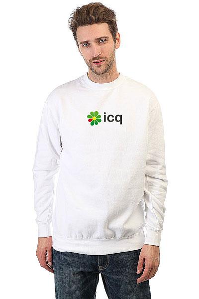 Свитшот Icq Logo Белый