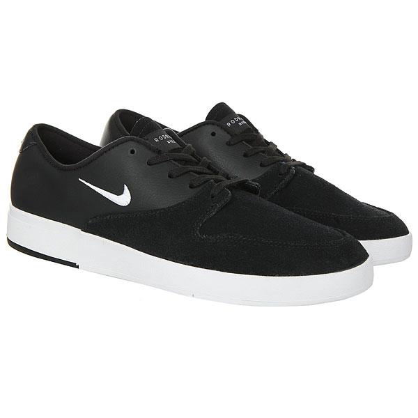 Кеды низкие Nike SB Zoom P-Rod X Black/White