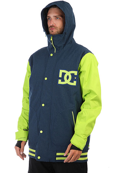 Куртка DC Dcla Jkt Tender Shots