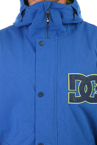 Куртка утепленная DC Dcla Jkt Nautical Blue