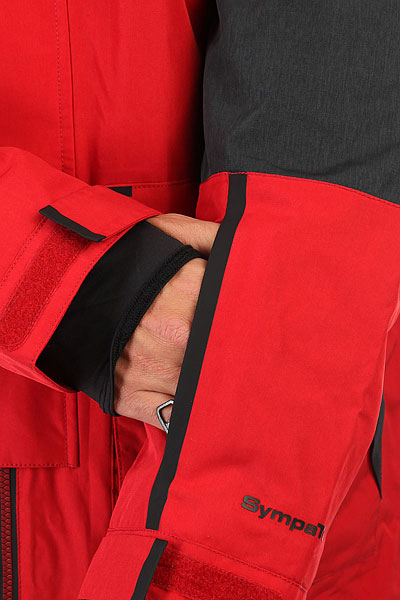 Куртка утепленная DC Command Chili Pepper