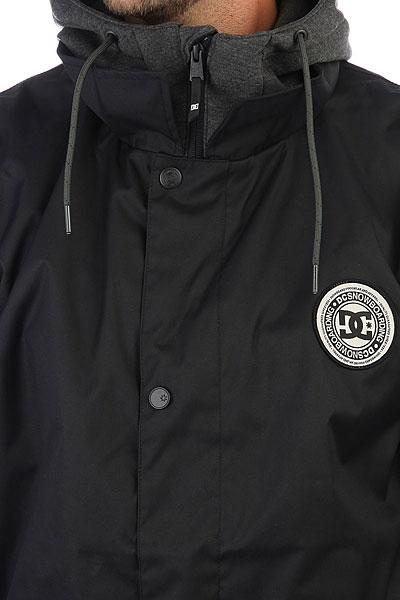 Куртка утепленная DC Cash Only Black