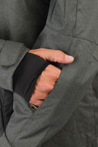 Куртка утепленная DC Servo Dark Shadow