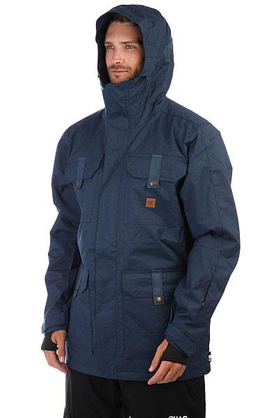 Куртка DC Servo Insignia Bluе