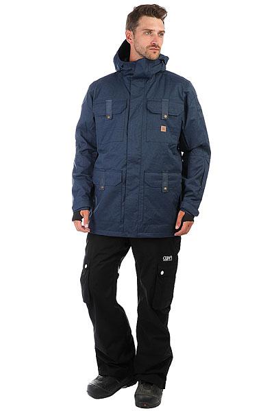 Куртка утепленная DC Servo Insignia Bluе