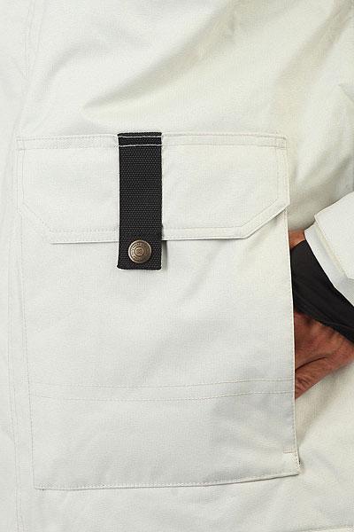 Куртка утепленная DC Servo Silver Birch