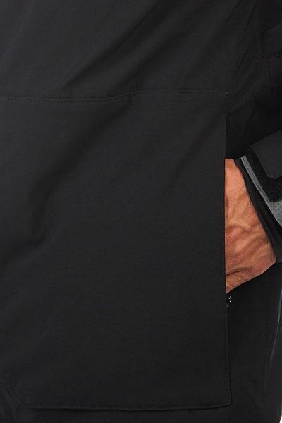 Куртка утепленная Quiksilver Arrow Wood Black