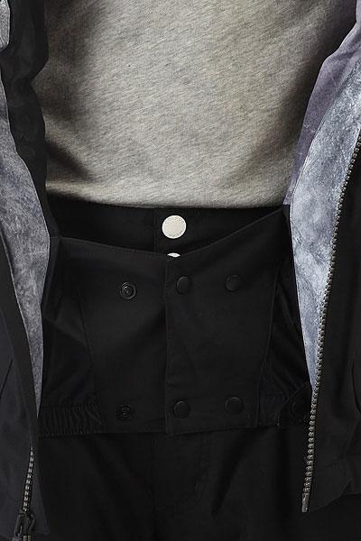 Куртка Quiksilver Arrow Wood Black