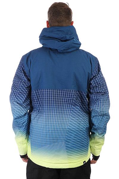 Куртка Quiksilver Gravity Sulphur Spring Tech
