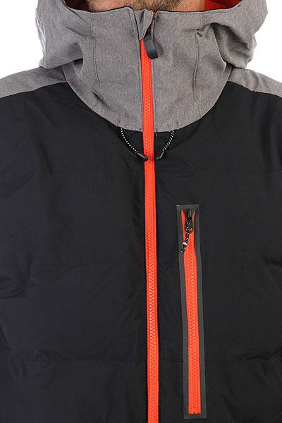 Куртка Quiksilver High West Black