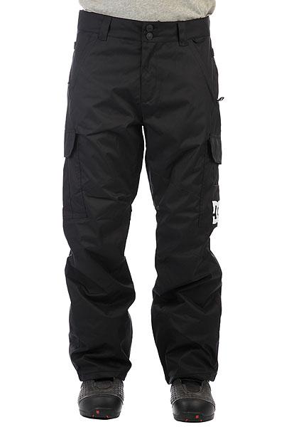 Штаны сноубордические DC Banshee Real Black