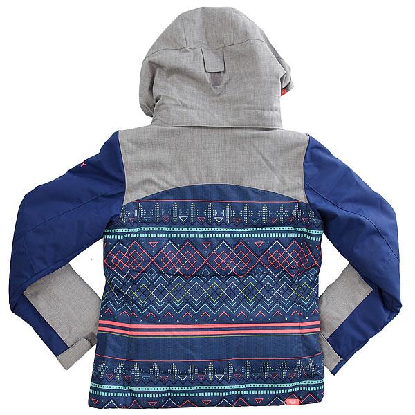 Куртка детская Roxy Flicker Girl Sodalite Blue_asta