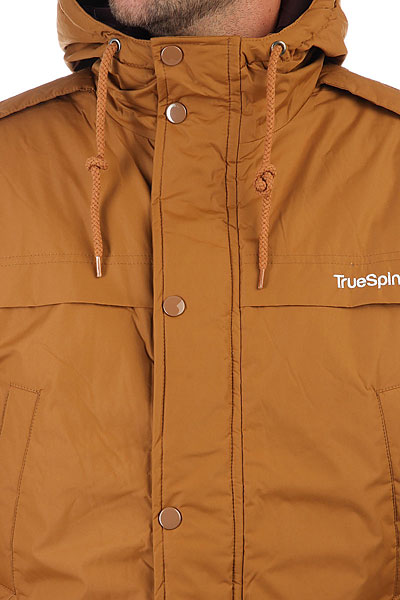 Куртка парка TrueSpin Fishtail Brown