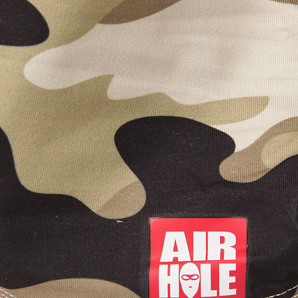 Шарф труба Airhole Airtube Ergo Drytech Sand Camo