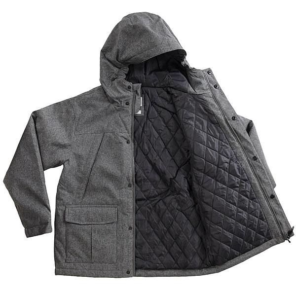 Куртка детская Billabong Alves 10k Boy Black Heather