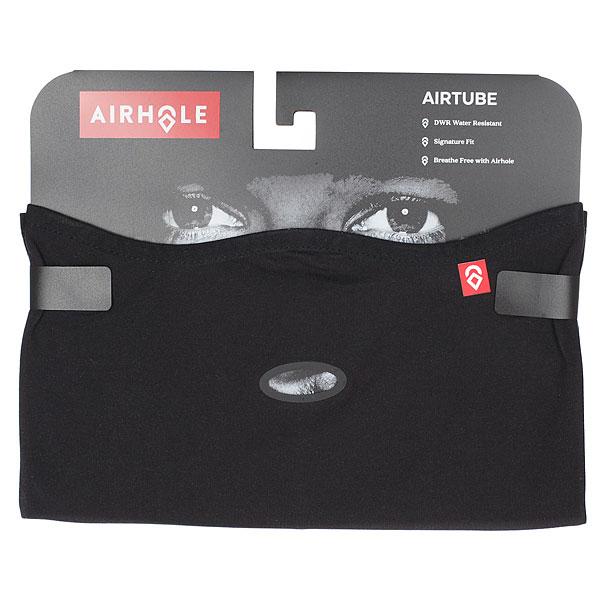 Шарф труба Airhole Airtube Ergo Drytech Black