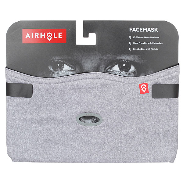 Маска Airhole 2 Layer Heather Grey