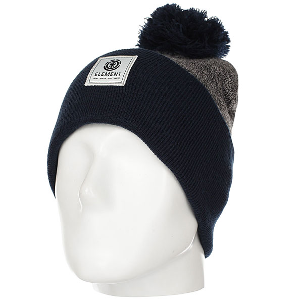Шапка Element Dusk Pom Beanie Eclipse Heather
