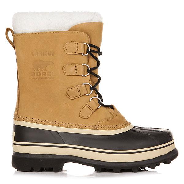 Ботинки зимние Sorel Caribou Buff