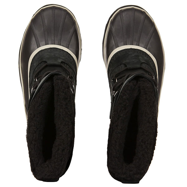 Ботинки зимние Sorel Caribou Black Tusk