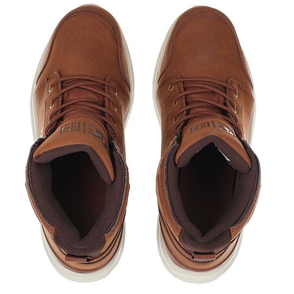Ботинки высокие DC Shoes Torstein Brown/Dk Chocolate