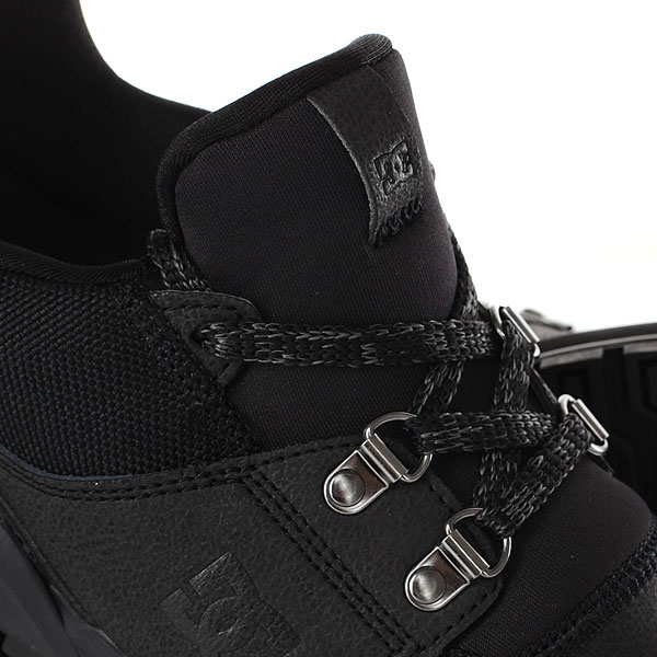 Кроссовки DC Shoes Heathrow Ia Tr Black