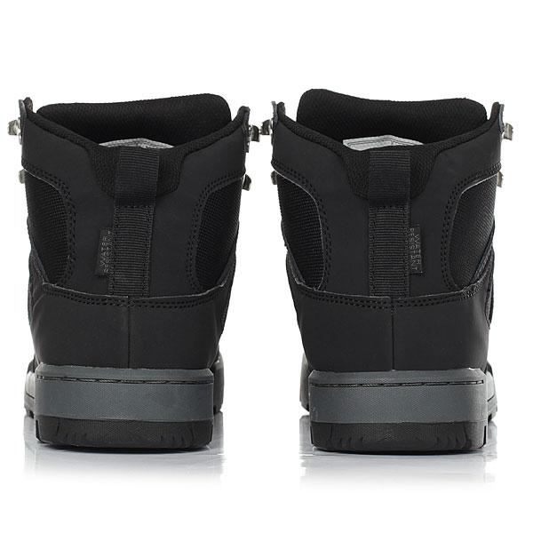 Ботинки высокие DC Shoes Spartan High Wr Black/Black/Dk Grey