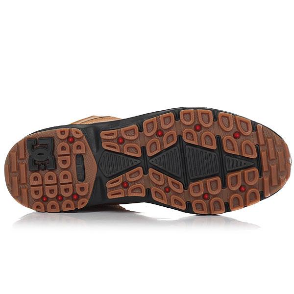 Ботинки высокие DC s Torstein Wheat/Dk Chocolate