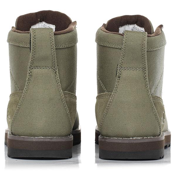 Ботинки высокие Quiksilver Targ Tan - Solid