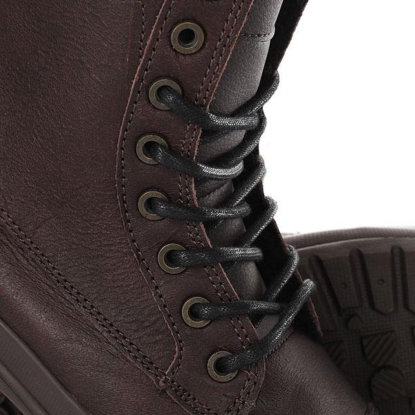 Ботинки зимние женские DC s Amnesti Wnt Brown/Chocolate