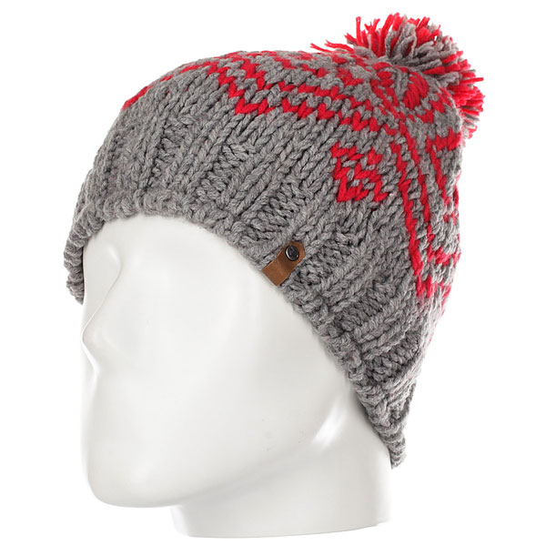 Шапка женская Roxy Djuni Beanie Heritage Heather