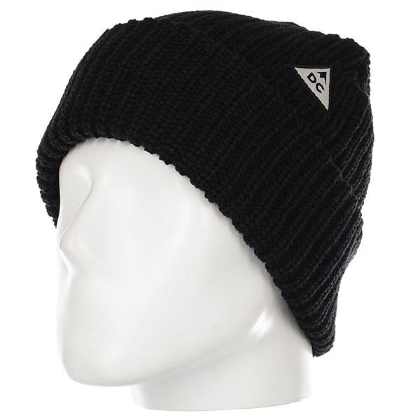 Шапка DC Anchorage Hats Black