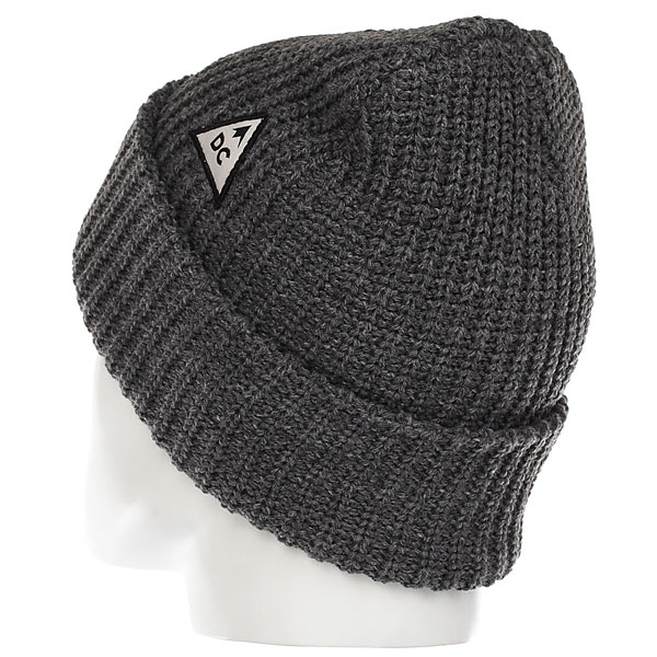 Шапка DC Anchorage Hats Dark Shadow Heather