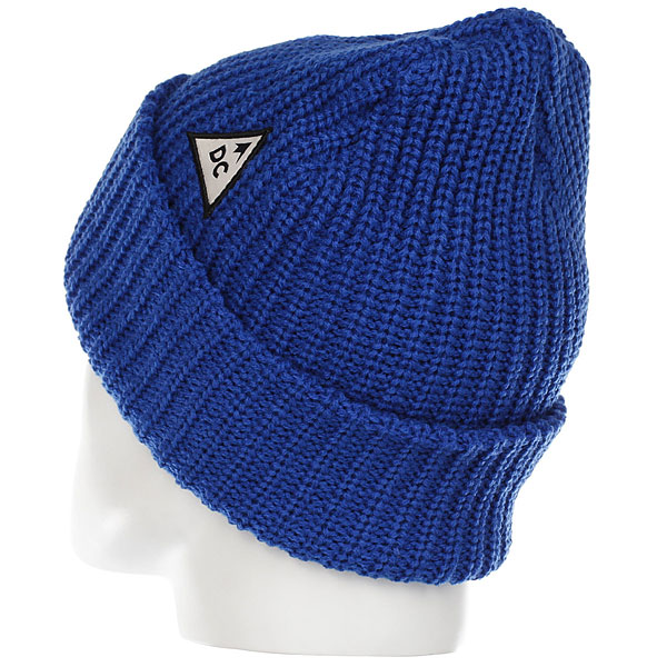Шапка DC Anchorage Hats Nautical Blue