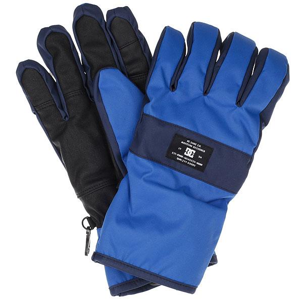 Перчатки DC Franchise Glove Nautical Blue