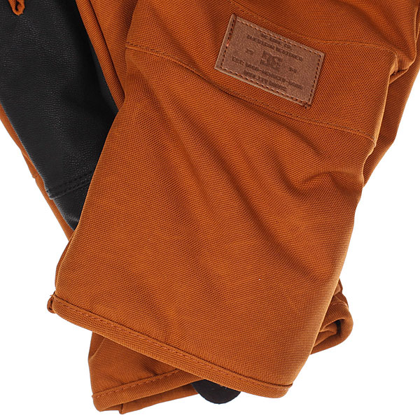 Перчатки DC Franchise Leather Brown